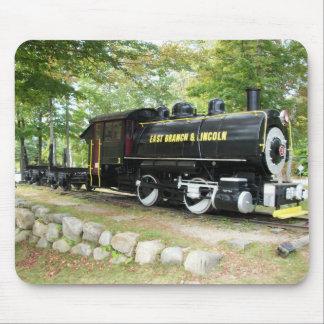 Rama y tren del este de Lincoln Tapete De Raton