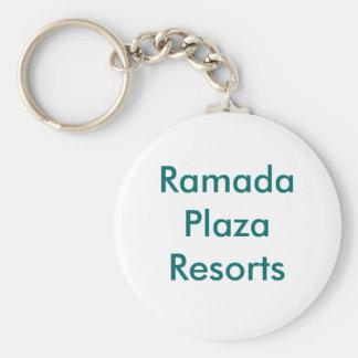Ramada Plaza Resorts | Key Chain