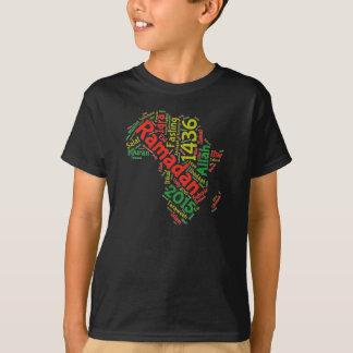 Ramadan Africa 2015 1436 Kids Tee Shirt