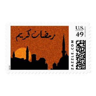 Ramadan Blessings Stamps