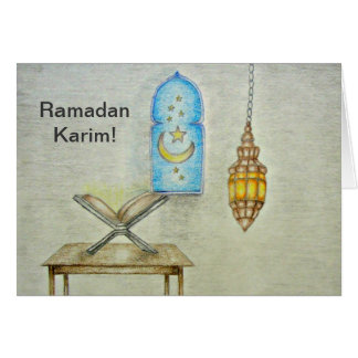 Ramadan day card