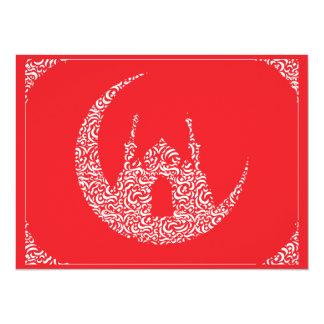 Ramadan & Eid al-Fitr Mubarak Greeting 2 Card