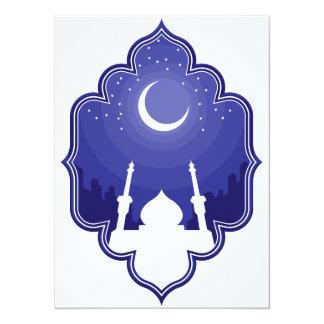 Ramadan & Eid al-Fitr Mubarak Greeting Card