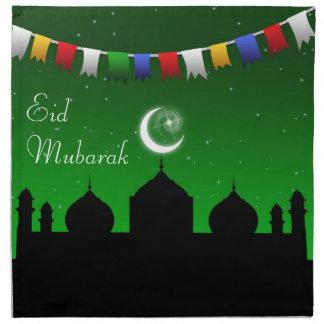 Ramadan Eid Garland - Islamic Napkin