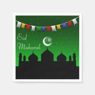 Ramadan Eid Garland - Islamic Paper Napkin