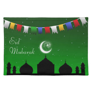 Ramadan Eid Garland - Islamic Placemat