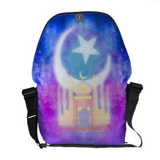 Ramadan Kareem Rickshaw Messenger Bag