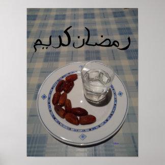 Ramadan Karim 2012 Poster