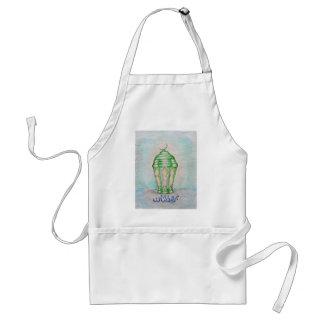 Ramadan lantern adult apron