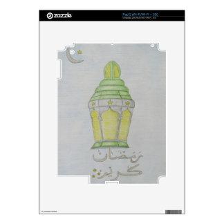 Ramadan Lantern iPad 2 Decal