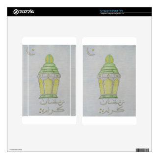 Ramadan Lantern Kindle Fire Skins