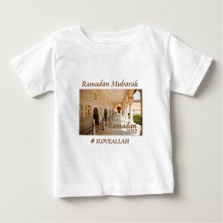 Ramadan Mubarak 2012 Baby T-Shirt