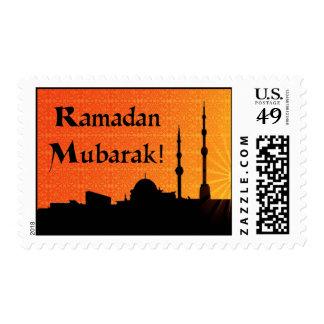 Ramadan Mubarak Stamps