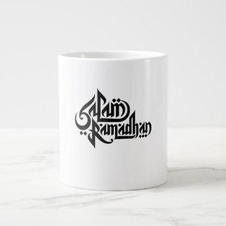 Ramadhan Mug 20 Oz Large Ceramic Coffee Mug