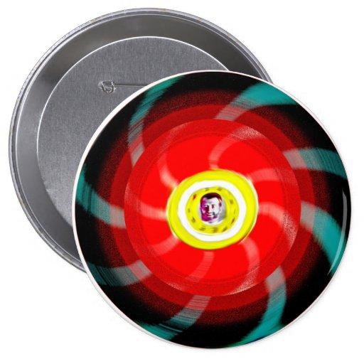 Ramakrishna Paramahansa Button