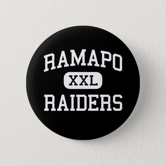 Ramapo - Raiders - High - Franklin Lakes Button