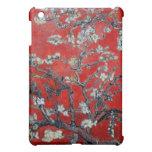 Ramas con el flor de la almendra de Vincent van Go iPad Mini Cárcasa