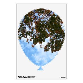 Ramas de árbol en el viento vinilo