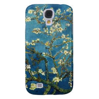 Ramas de la almendra de Van Gogh en flor Funda Para Galaxy S4