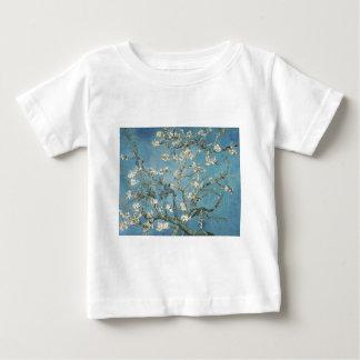 Ramas de la almendra de Vincent van Gogh el | en Playera De Bebé