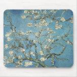 Ramas de la almendra de Vincent van Gogh el | en Tapetes De Ratones