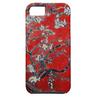 Ramas de Vincent van Gogh con el flor de la almend iPhone 5 Protector