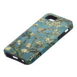 Ramas de Vincent van Gogh con el flor de la almend iPhone 5 Case-Mate Coberturas