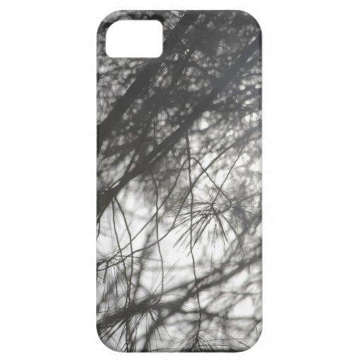 Ramas del invierno iPhone 5 Case-Mate carcasas
