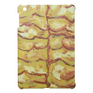 Ramas desnudas del árbol (expresionismo abstracto) iPad mini funda