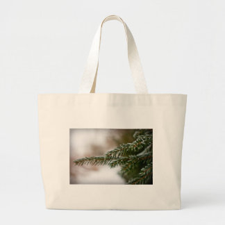 Ramas en la nieve bolsas