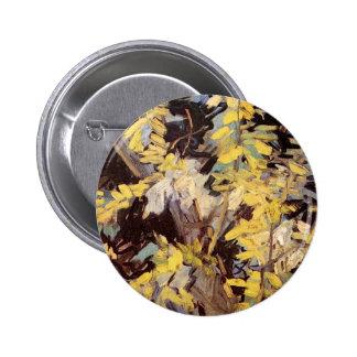 Ramas florecientes del acacia de Vincent van Gogh Pin