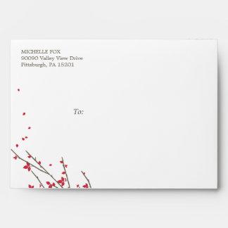 Ramas florecientes que casan la colección (color:  sobre