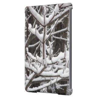 Ramas nevadas funda para iPad air