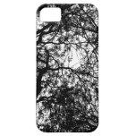 Ramas oscuras en la cubierta iPhone 5 Case-Mate funda