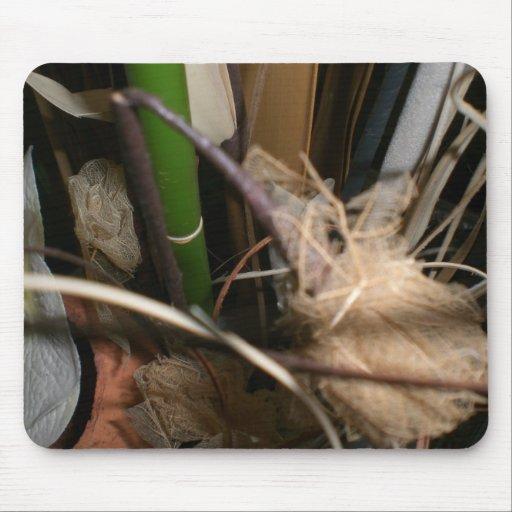 Ramas y hojas alfombrillas de raton