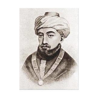 Rambam AKA Maimonides 1135 - 1204 Canvas Print