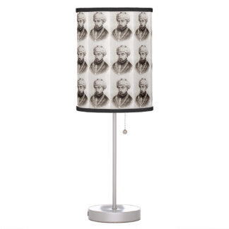 Rambam AKA Maimonides 1135 - 1204 Desk Lamp