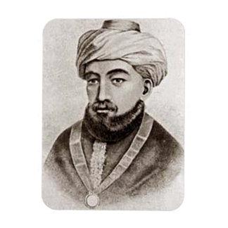 Rambam AKA Maimonides 1135 - 1204 Rectangular Magnet