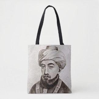 Rambam AKA Maimonides 1135 - 1204 Tote Bag
