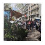 Rambla, Barcelona Azulejo Ceramica