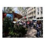 Rambla, Barcelona Post Cards
