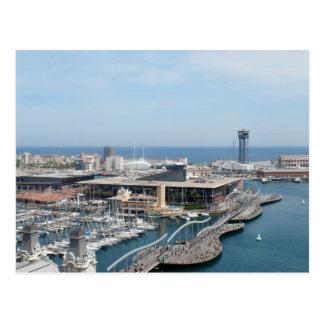 Rambla del Mar Postcards