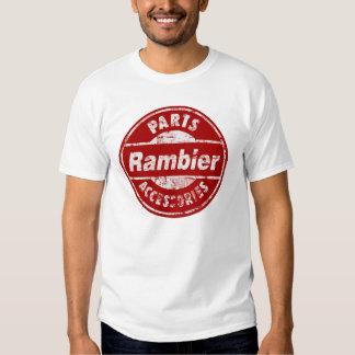RAMBLER PARTS DISTRESSED SHIRTS