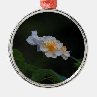 Ramblerrose Metal Ornament