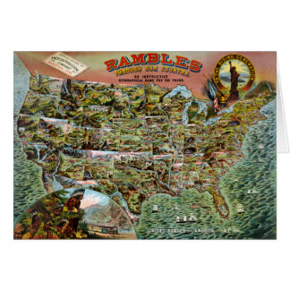Rambles through our Country Card