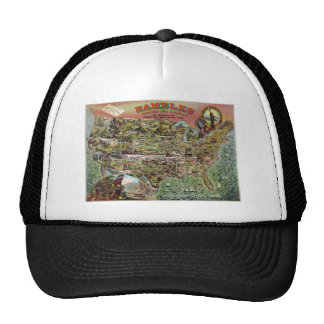 Rambles through our country trucker hat
