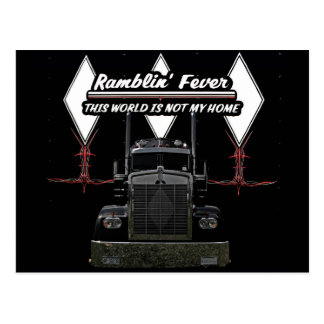 Ramblin' Fever Postcard