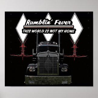 Ramblin' Fever Poster