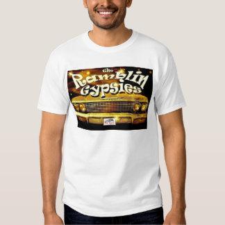 Ramblin Gypsies Impala logo tee