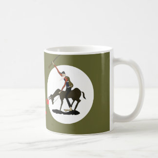 """RAMBLIN, REBEL"" COFFEE MUG"